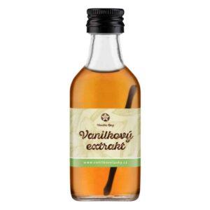vanilkový extrakt jemný 100 ml