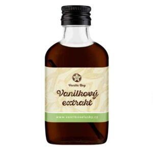 vanilkový extrakt silný 100ml