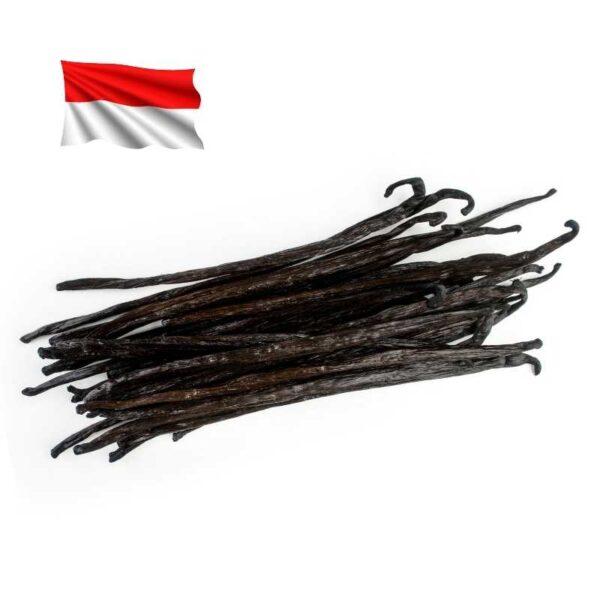 vanilkové lusky Indonésie 5 ks
