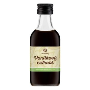 vanilkový extrakt extra silný 50 ml