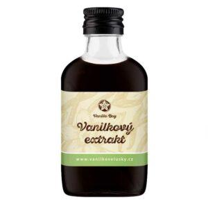 vanilkový extrakt extra silný 100 ml