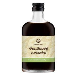 vanilkový extrakt extra silný 200 ml