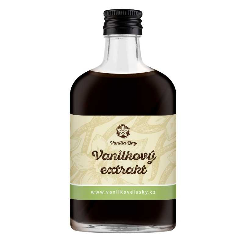 Vanilkový extrakt - extra silný